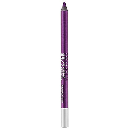 Urban Decay 24/7 Glide-On Eye Pencil in Psychedelic Sister, $20 at Sephora.com.