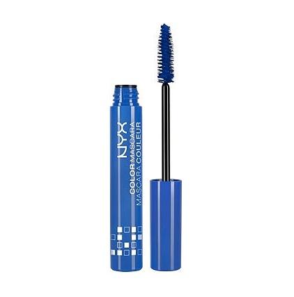 NYX Cosmetics Color Mascara in Blue Dream, $7 at Ulta.com.