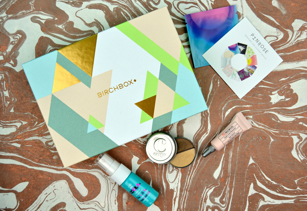 Birchbox, $10/month at    Birchbox.com   .