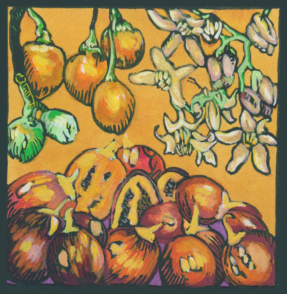 Tree Fruit 1