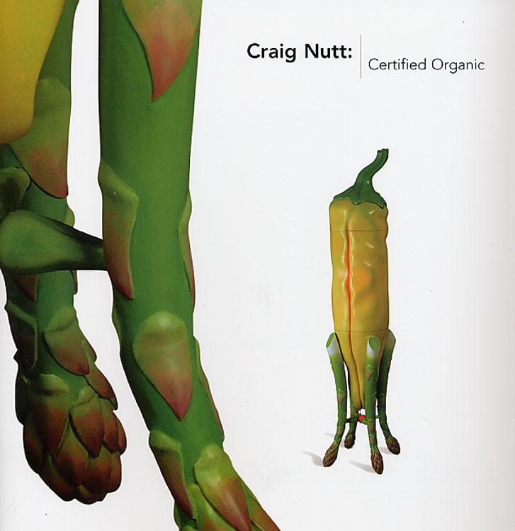 Certified Organic exhibition catalog