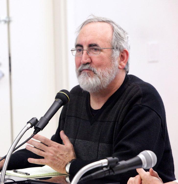 Speaking at Hurricane Sandy workshop in Brooklyn (CERF+)
