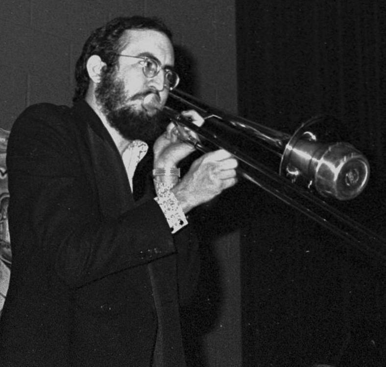 As Ron 'Pate in Tuscaloosa 1975