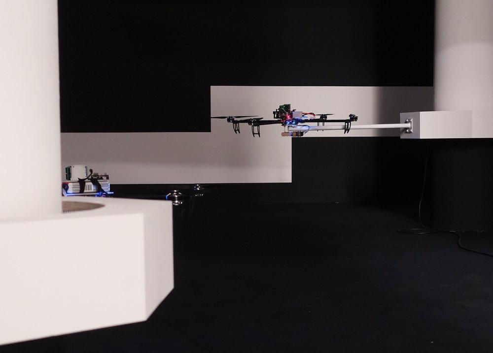 Tetraktys Drone Installation