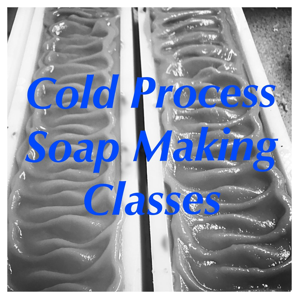 Learn to make soap on the farm!