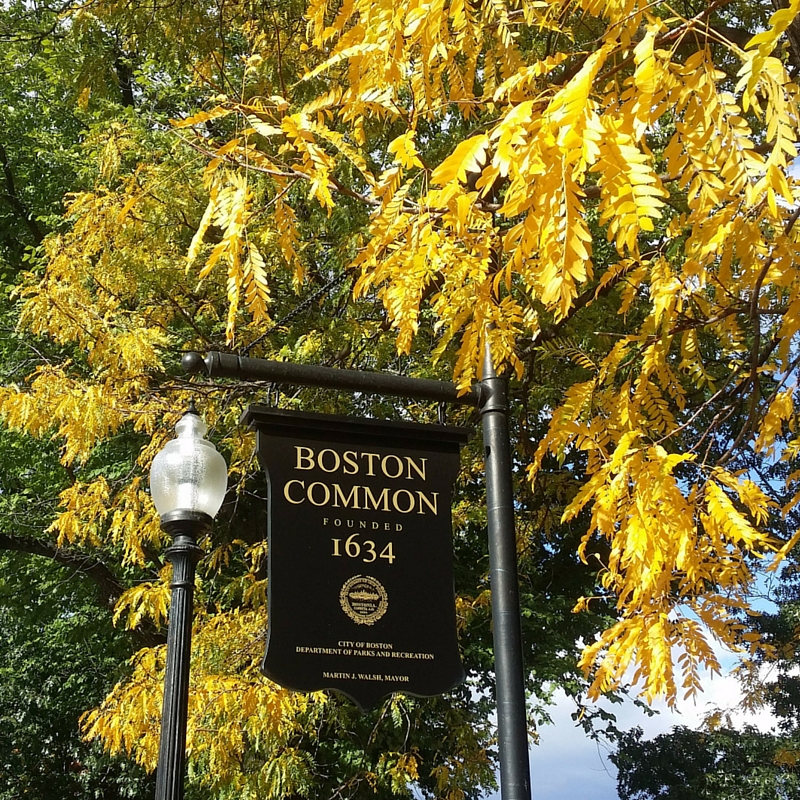 Boston Common: The oldest city park in the US
