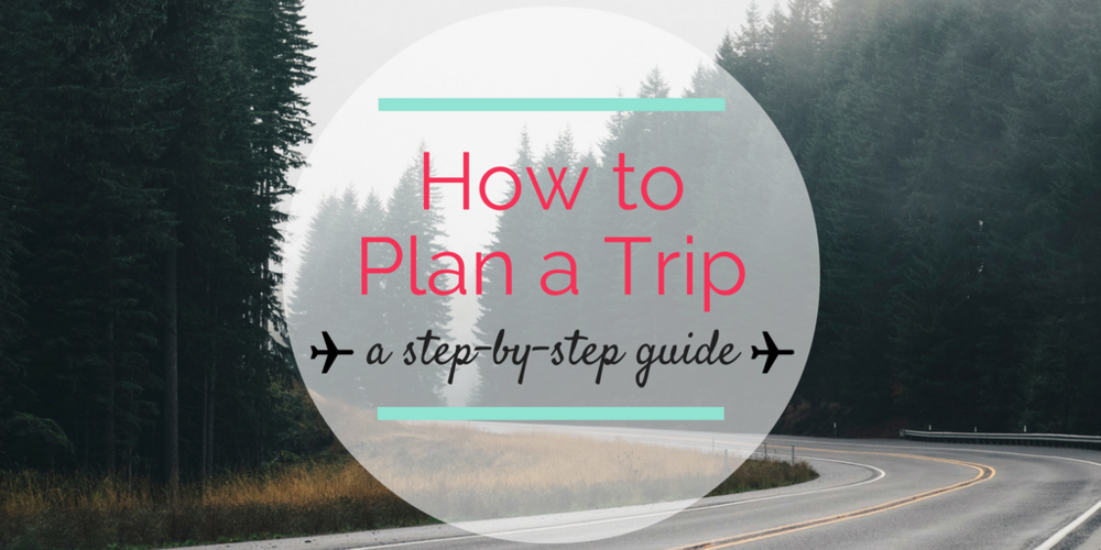 "No more ""I can't"" or ""I don't know how""... OR ""You're so lucky- I wish I could do that!"" Here is your user-friendly, step-by-step guide to planning your first trip!"