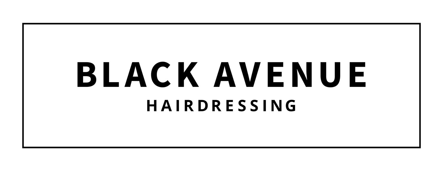 BLACK AVENUE HAIRDRESSING