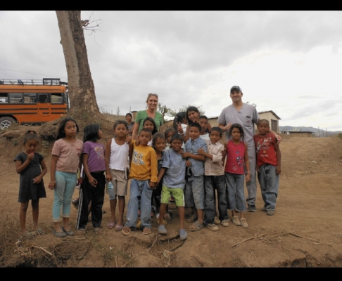 The mission trip to Nicaragua