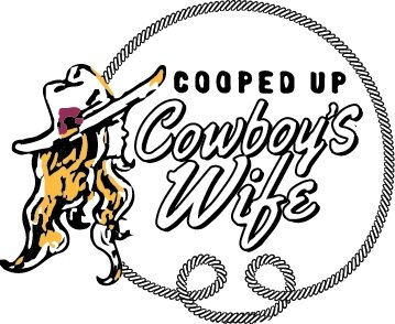 Cooped Up Cowboy's Wife