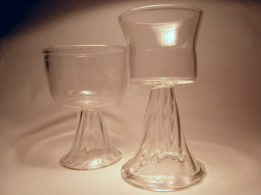 Clear Trumpet Goblets.jpg