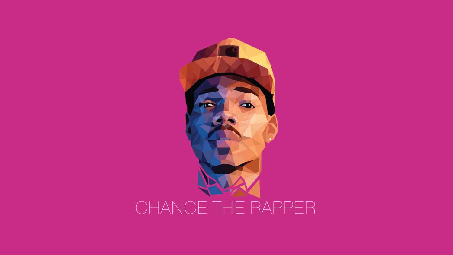 The coloring book chance the rapper download - Chance The Rapper By Vinayak Kumar W 20