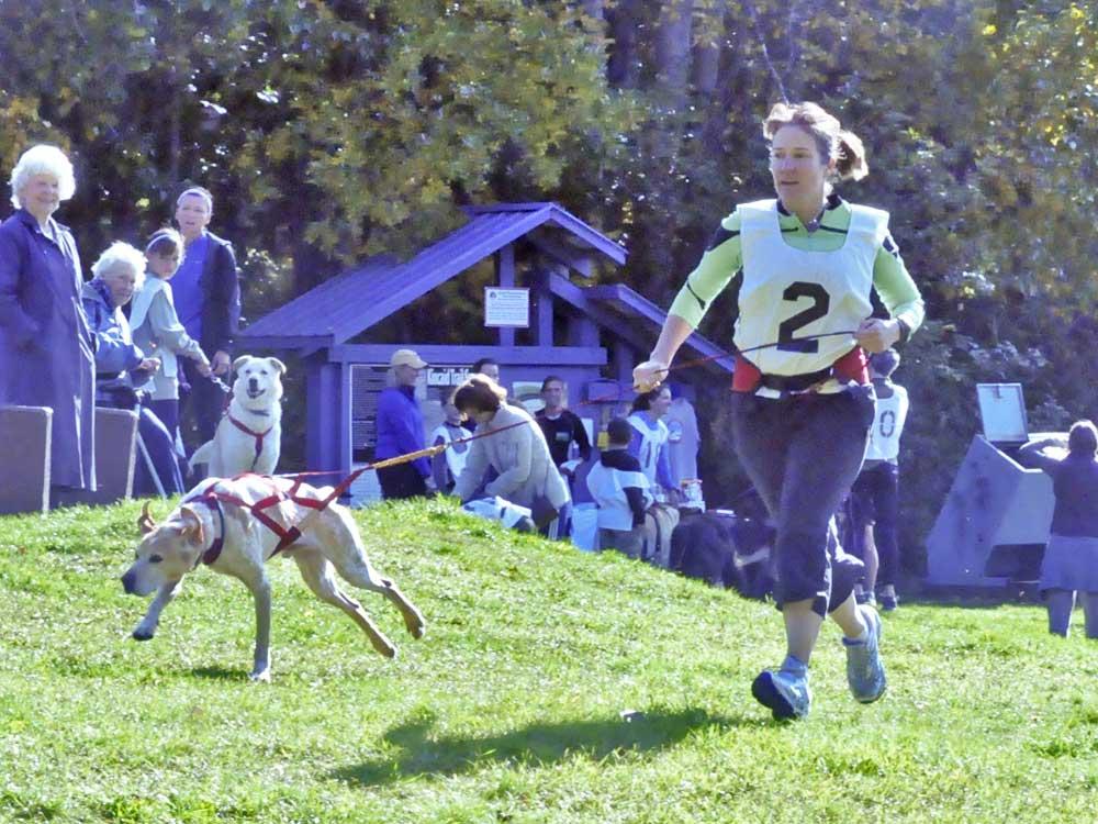 Run Rover 2011:  Debra Summers