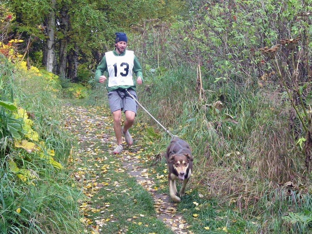 Run Rover 2008:  Jacob Bera