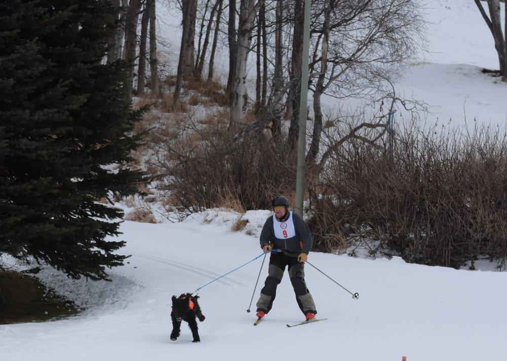 Erik Route with Mopah