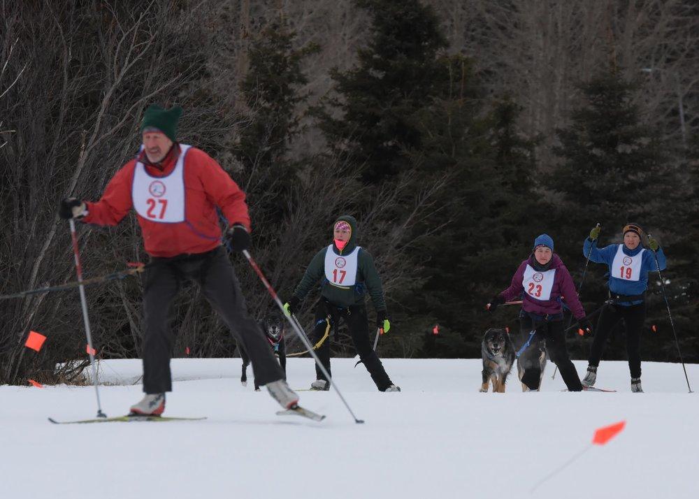 Howard Mozen, Marissa Pedersen, Jen Jolliffe, and Nina Schwinghammer