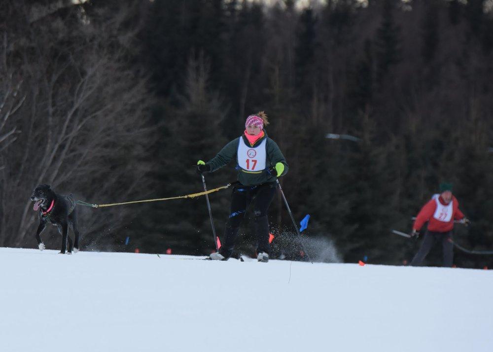 Marissa Pedersen with Zara