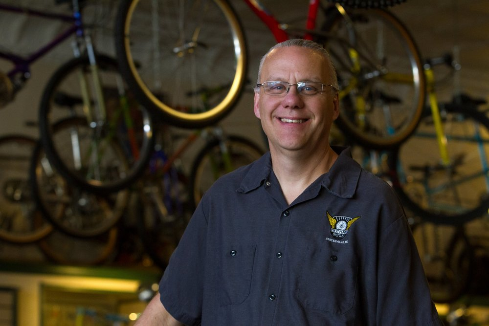 Jeff Archer, RIP (Photo Marin Museum of Bicycling and Mountain Bike Hall of Fame)