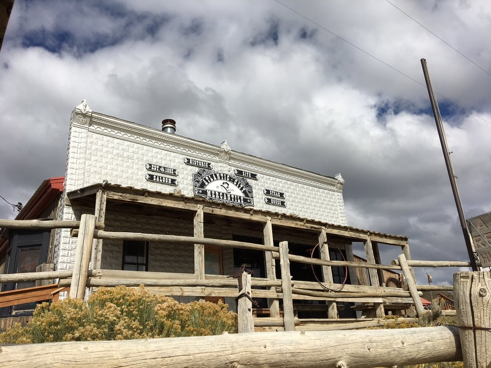 Tour Divide racers and Great Divide riders know the Atlantic City Mercantile well.