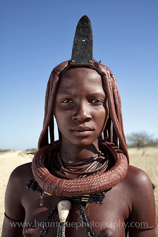 HIMBA WOMAN