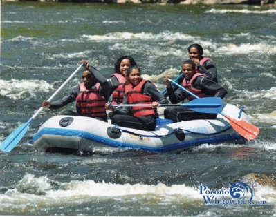 Whitewater Rafting, Pennsylvania