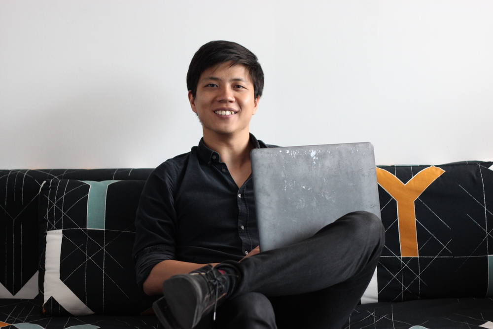 KAI CHENG HO, CO-FOUNDER