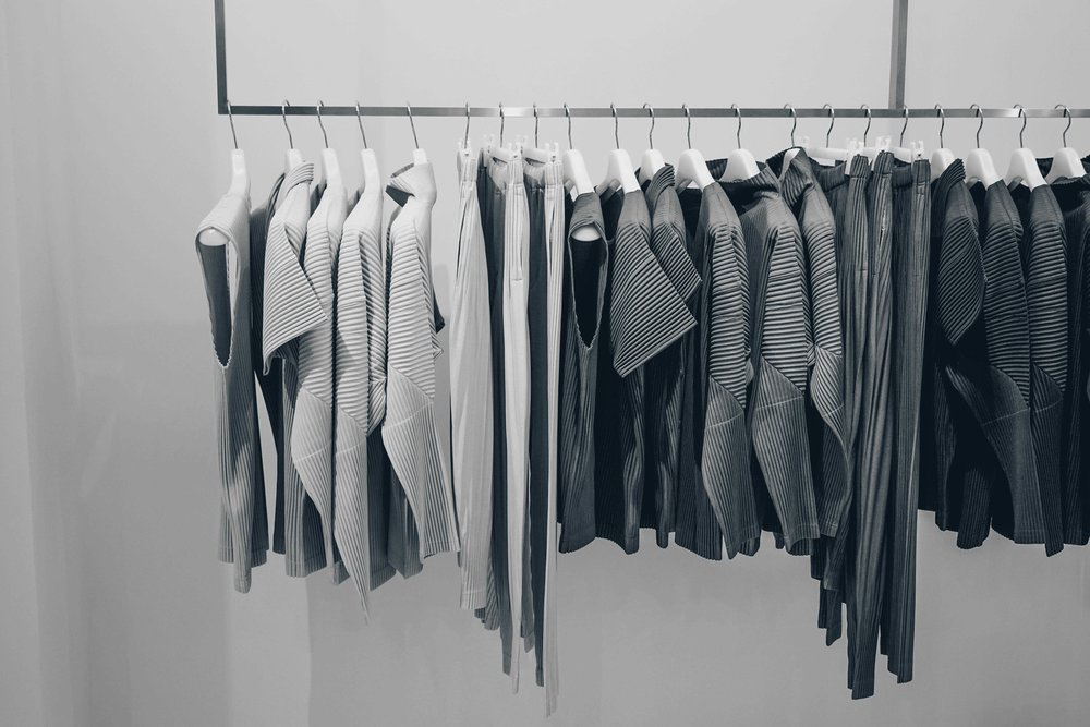 STARTING A CLOTHING LINE - - THE BASICS -
