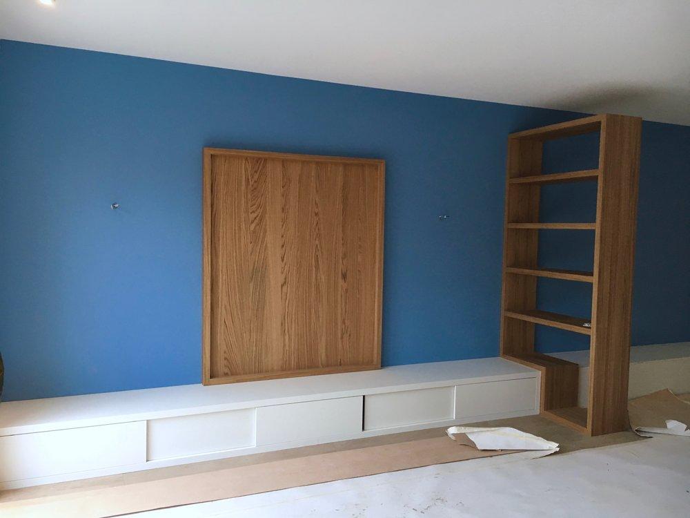Samen met graden zuid interieur van woonkamer voorzien van