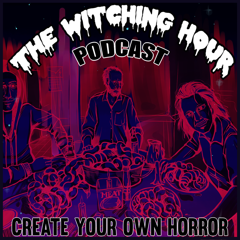 witching_hour_podcast_creative_horror_resident_evil_7_survival_horror_ep32