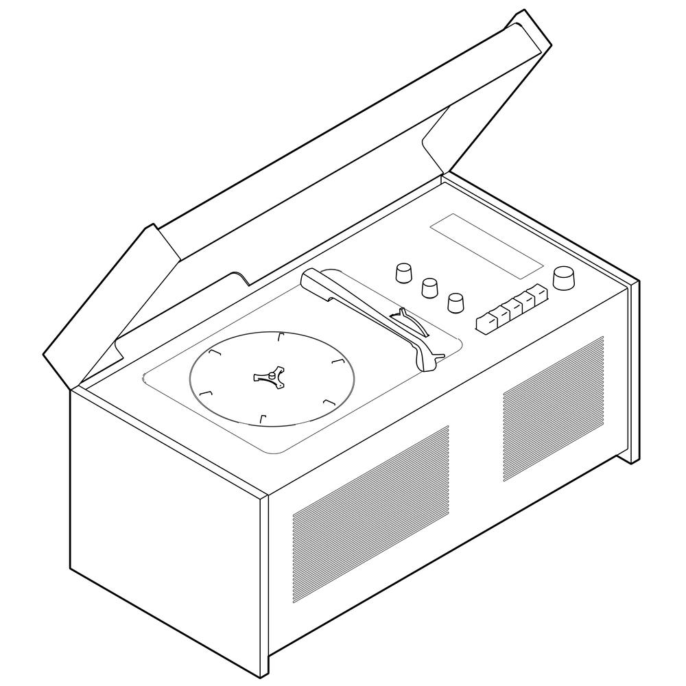 Braun Radio-Phonograph SK 4 by Dieter Rams, Hans Gugelot, 1956