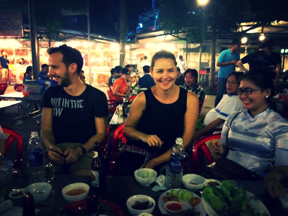 With XO Tours in Saigon, Vietnam