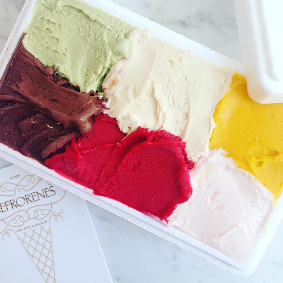 Vienna Food Tour Picks: Where to get the best ice cream in Vienna