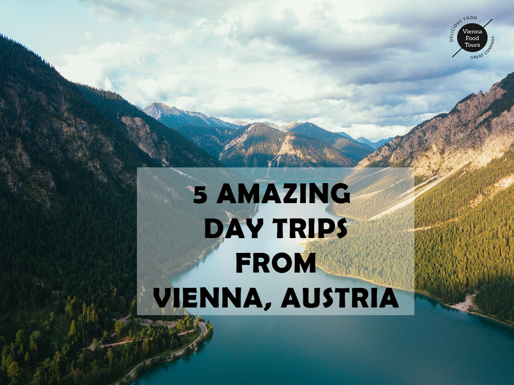 5 amazing day trips from vienna austria