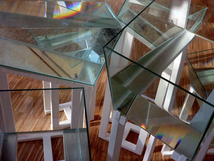 EAU MINIMALE - 110 x 180 x 160 cm