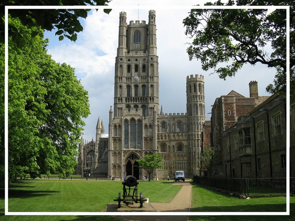 Ely Cathedral, Ely, Cambridge
