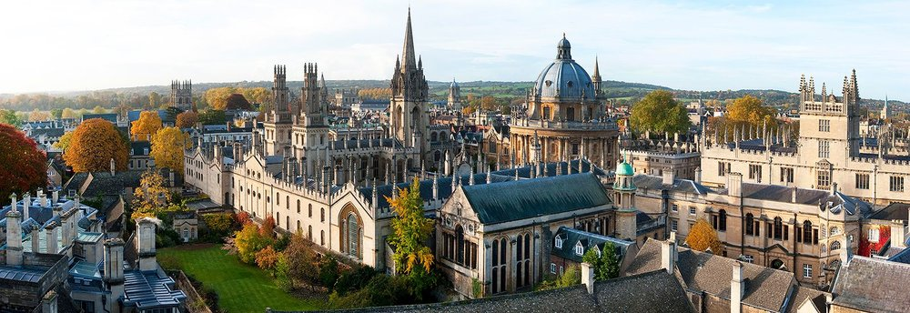 Website Design in Oxford, Oxfordshire, UK