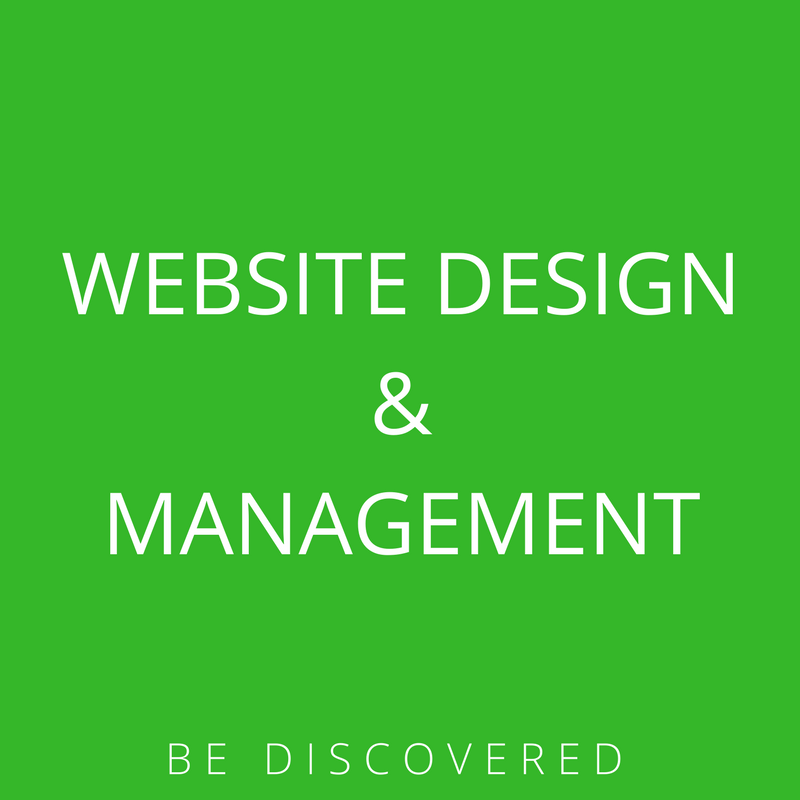 Website Design & Management
