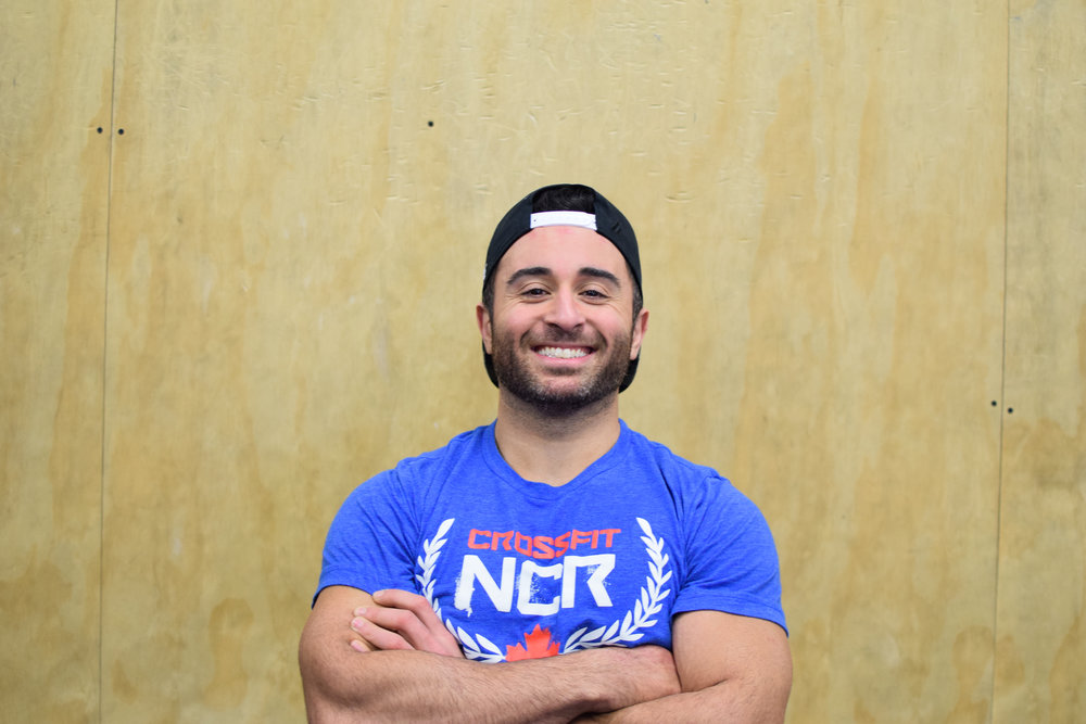 Reza Mashkoori, Co-owner/Coach
