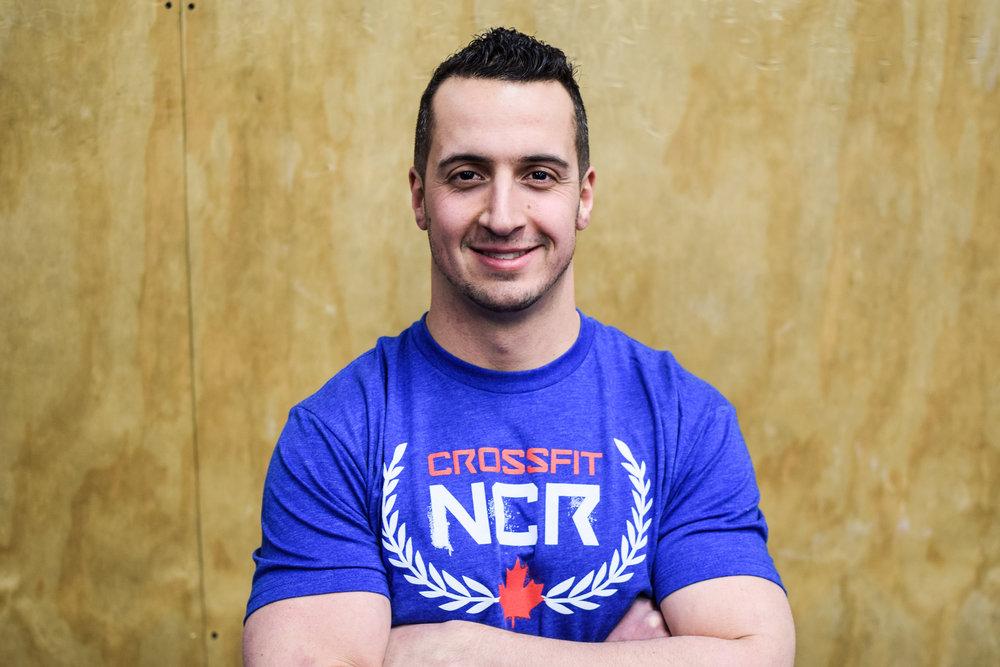 Derek Lacelle, Coach/FST