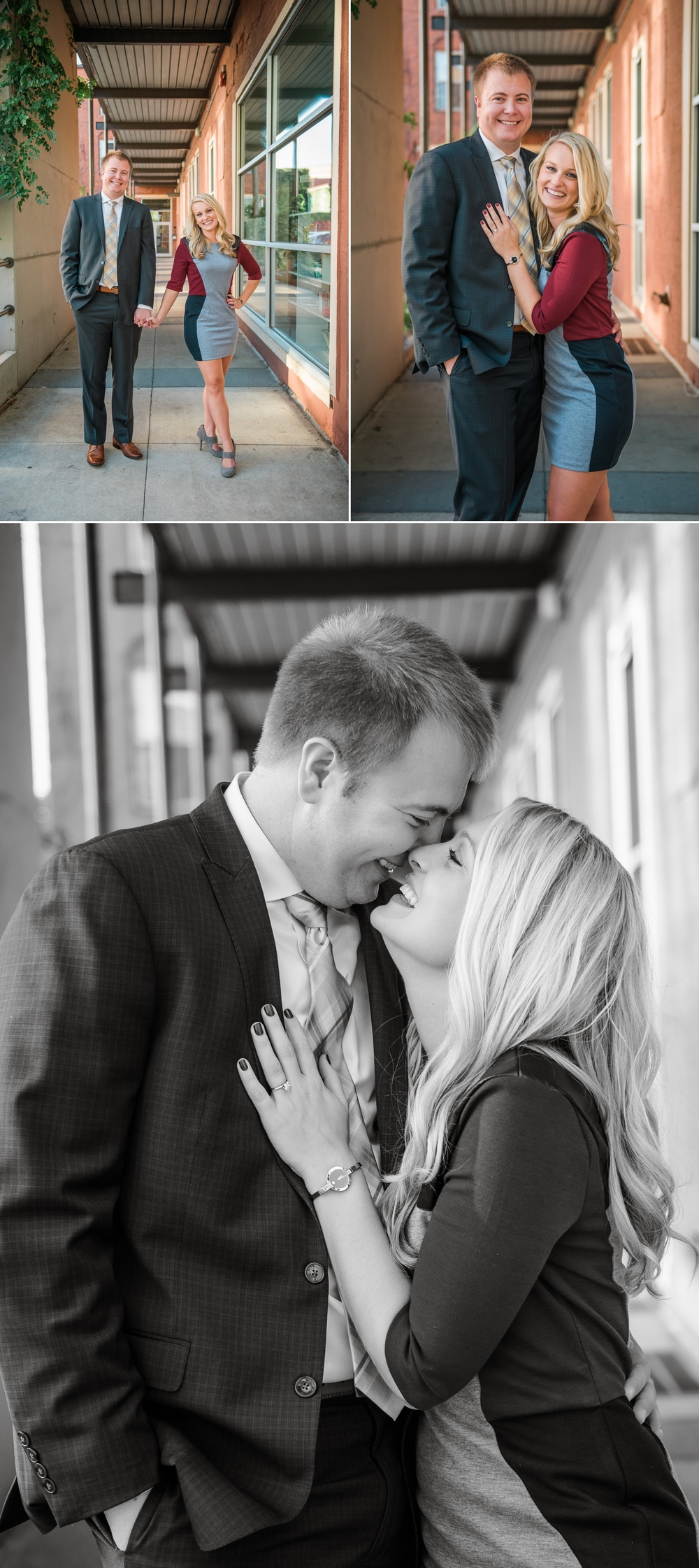 Des Moines Iowa Engagement and Lifestyle Photography