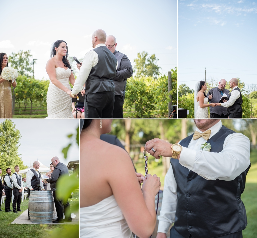 Des Moines Iowa Wedding Photographer Jasper Winery Wedding