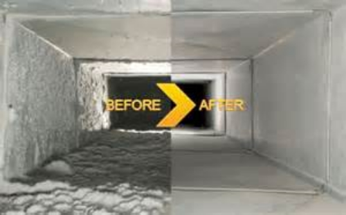 SIGN UP TO SCHEDULE YOUR DUCT CLEANING
