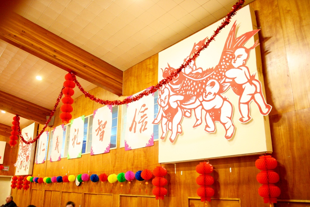 Bright Decorations!