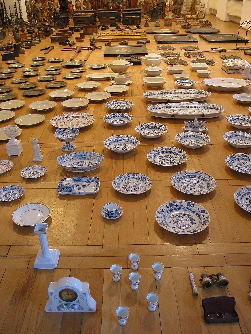 Inventory, 2003