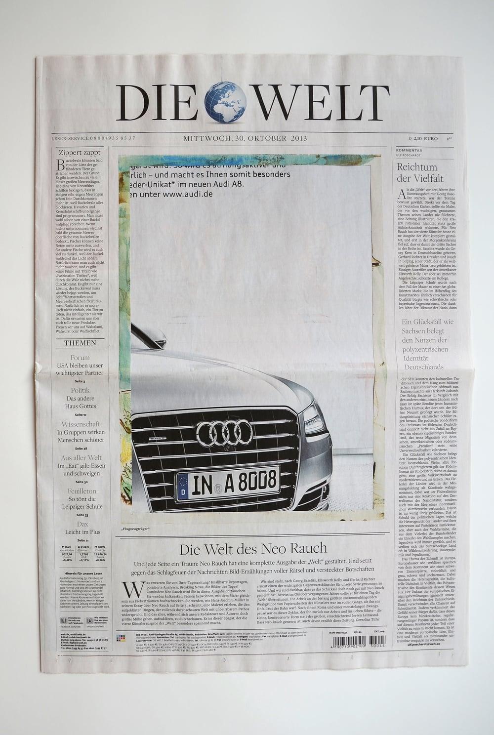 Roland Schefferski, Die Welt 10.28.2013