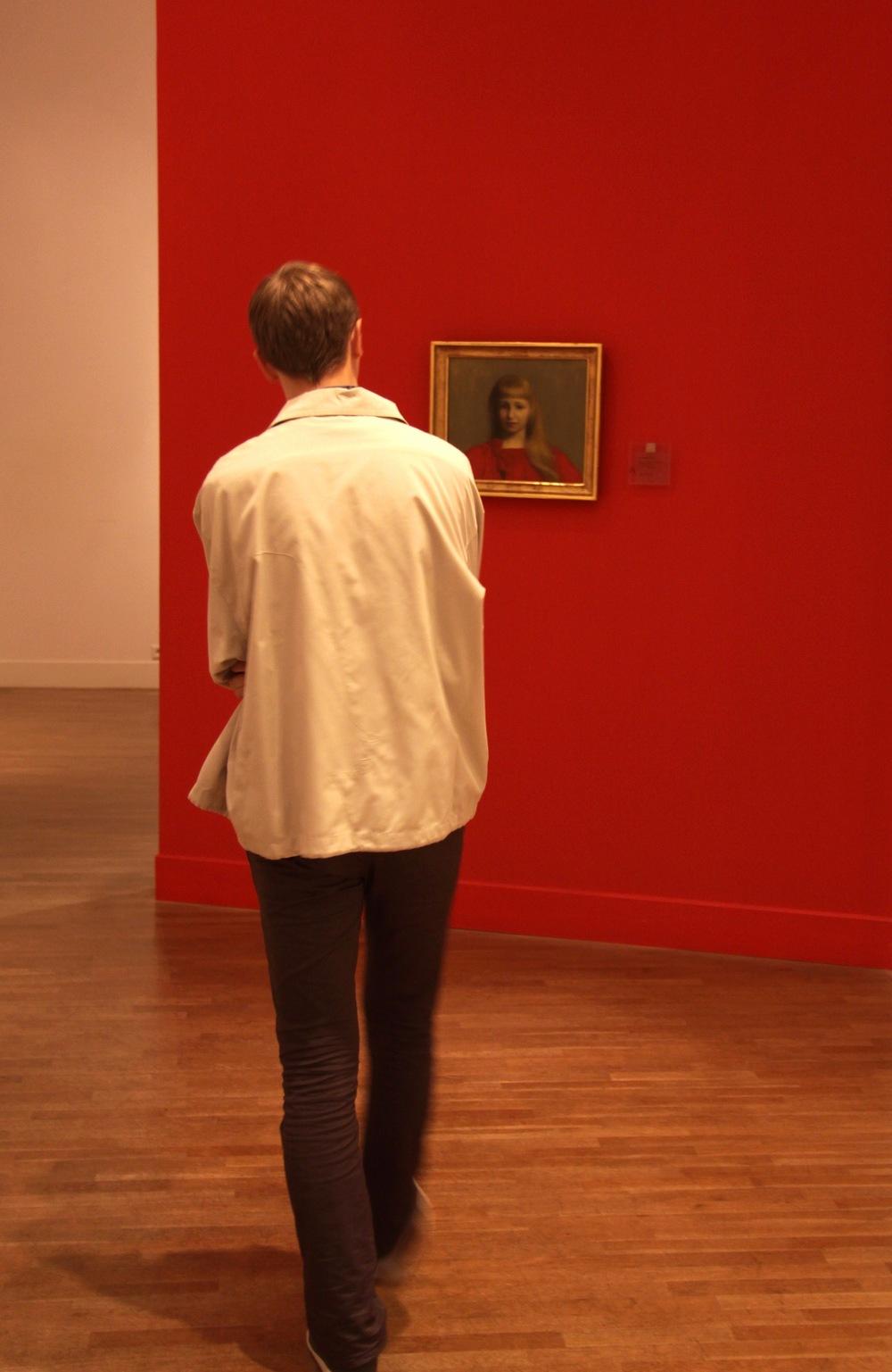 Roland Schefferski, Berliners 2012, National Museum Cracow