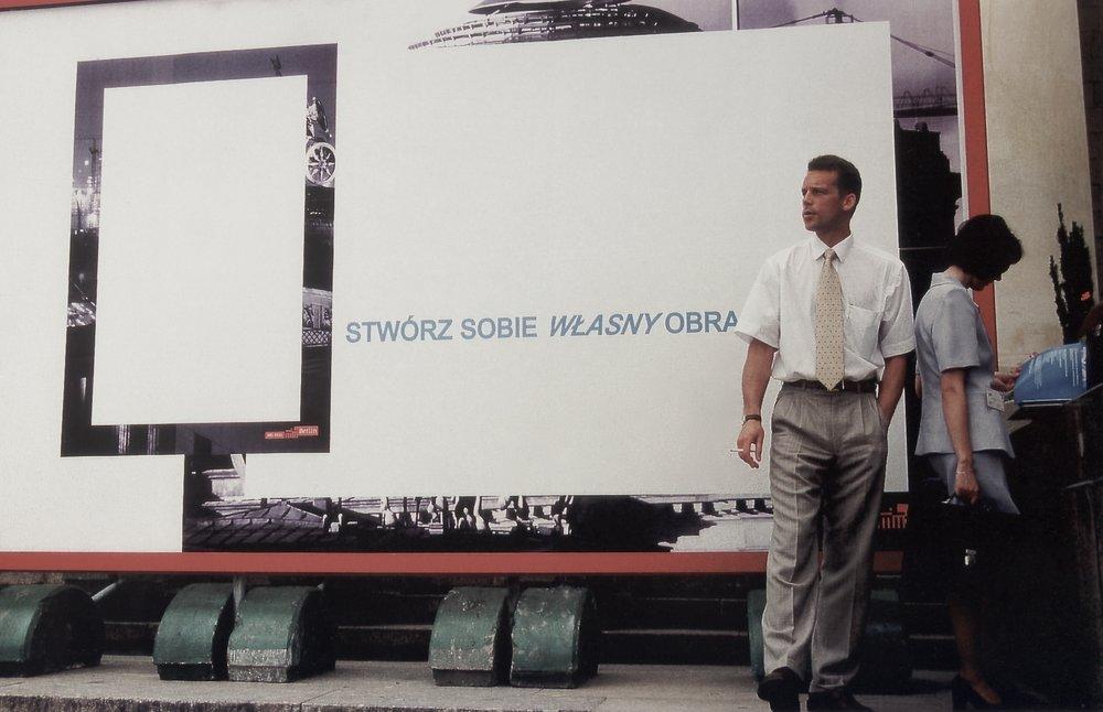 Roland Schefferski, Make your own picture of Berlin, 2000