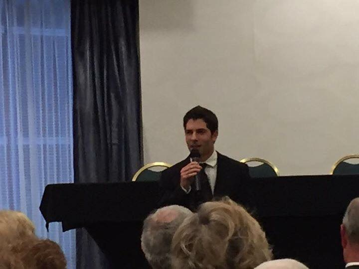 Speaking about Domenico Scarlatti in Tulsa, OK.