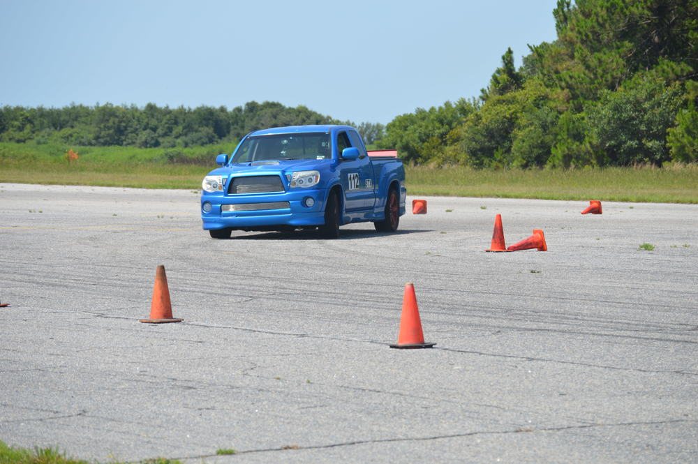 If a lowered truck can make it around the course, so can your Corolla, so go sign up for an event now!