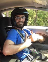 Grant - Spectro Racing Staff